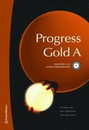Progress Gold A Elevbok med digital del - Engelska 5
