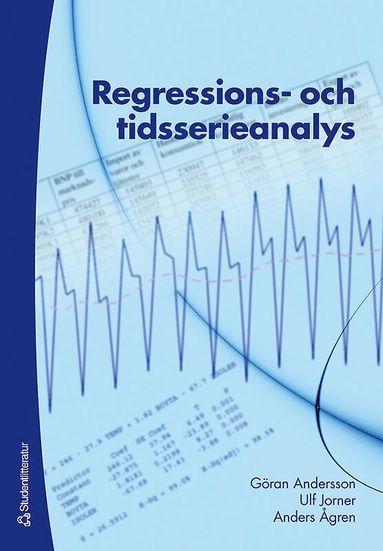 bokomslag Regressions- och tidsserieanalys