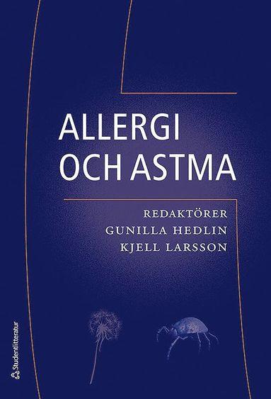 bokomslag Allergi och astma