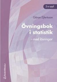 bokomslag Övningsbok i statistik - - med lösningar