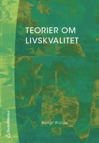 bokomslag Teorier om livskvalitet