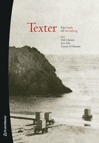 bokomslag Texter från Sapfo till Strindberg