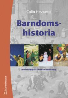 bokomslag Barndomshistoria