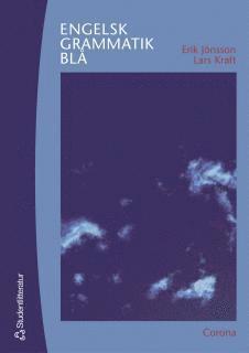 bokomslag Engelsk Grammatik Blå