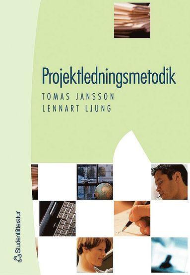 bokomslag Projektledningsmetodik