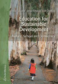 bokomslag Education for Sustainable Development