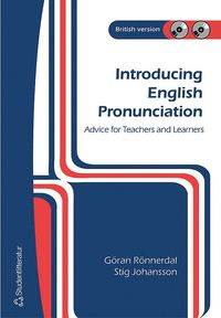 bokomslag Introducing English Pronunciation - British version