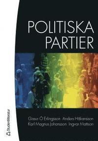 bokomslag Politiska partier