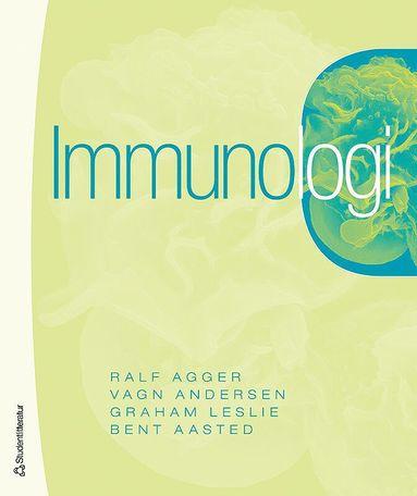 bokomslag Immunologi