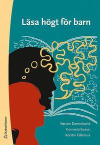 bokomslag Läsa högt för barn
