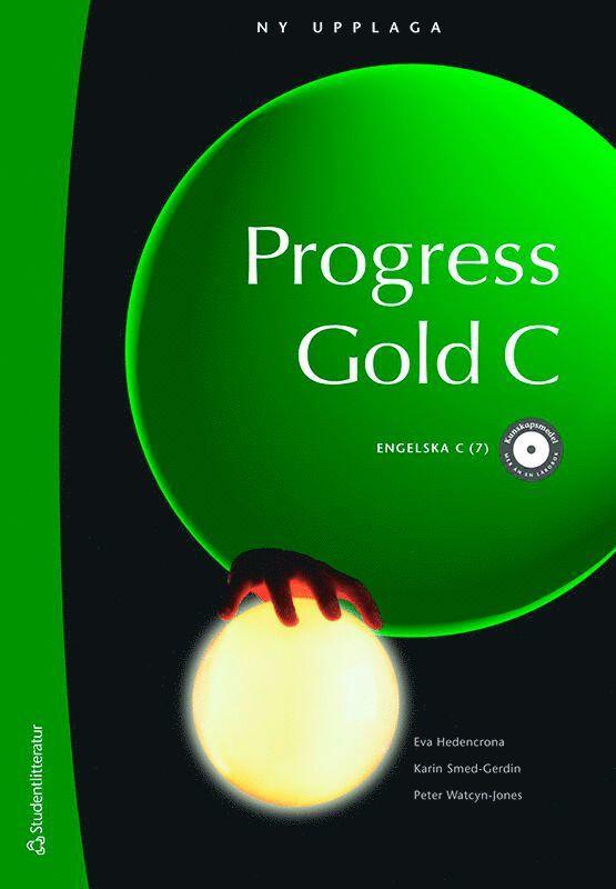 Progress Gold C - elevpaket med webbdel 1
