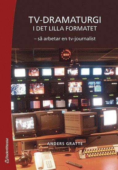 bokomslag Tv-dramaturgi i det lilla formatet : så arbetar en tv-journalist