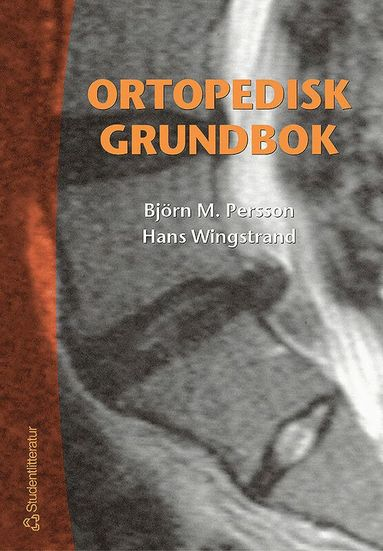 bokomslag Ortopedisk grundbok