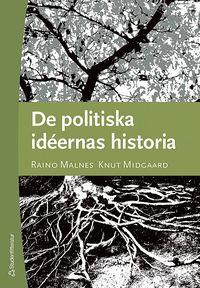 bokomslag De politiska idéernas historia