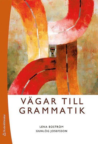 bokomslag Vägar till grammatik