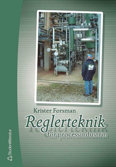 bokomslag Reglerteknik för processindustrin