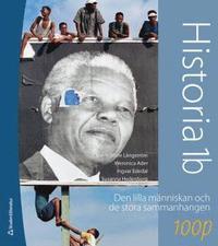 bokomslag Historia 1b Elevpaket med webbdel