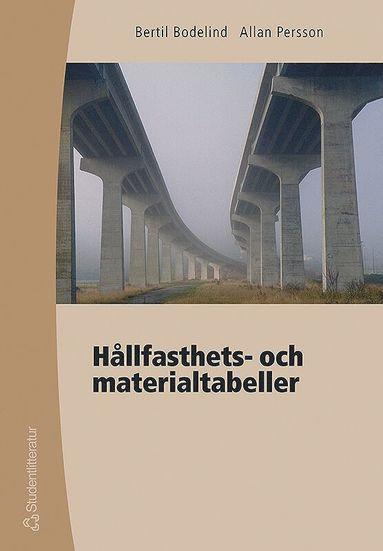 bokomslag Hållfasthets- och materialtabeller