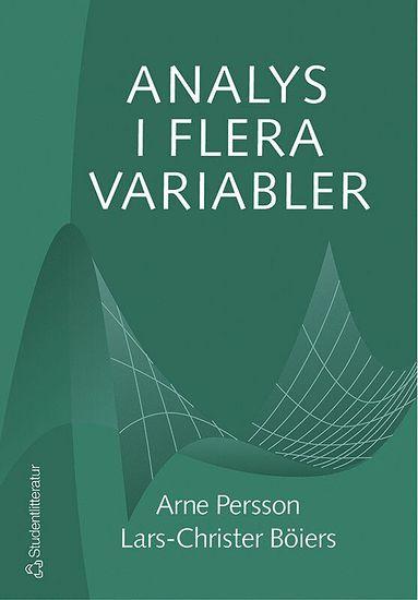 bokomslag Analys i flera variabler