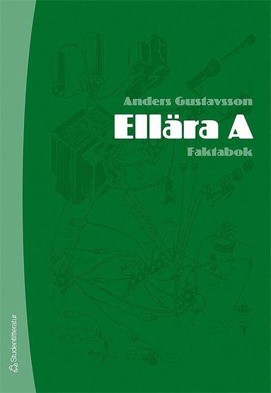 bokomslag Ellära A : faktabok