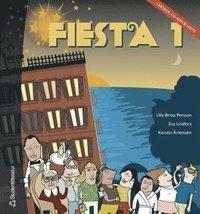 bokomslag Fiesta 1 Elevpaket med webbdel