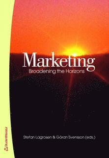 bokomslag Marketing: broadening the horizons