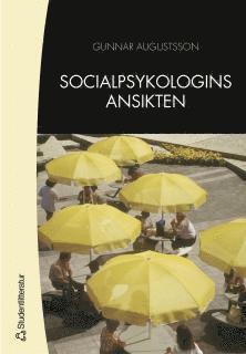 bokomslag Socialpsykologins ansikten