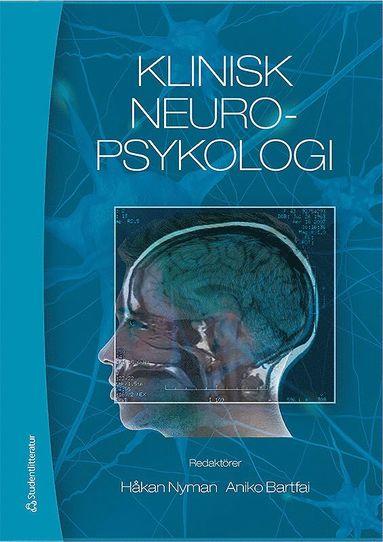bokomslag Klinisk neuropsykologi