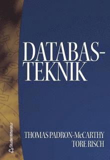 bokomslag Databasteknik