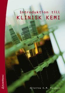 bokomslag Introduktion till klinisk kemi
