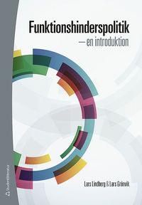 bokomslag Funktionshinderspolitik - - en introduktion