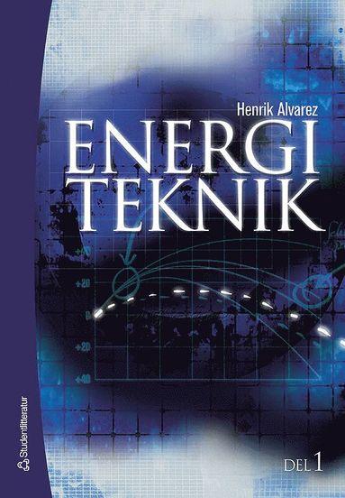 bokomslag Energiteknik D. 1