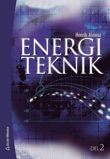 bokomslag Energiteknik D. 2