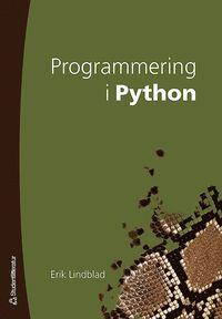 bokomslag Programmering i Python