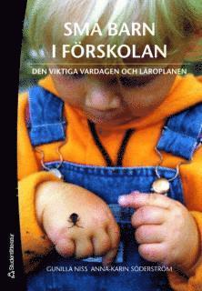 bokomslag Små barn i förskolan : den viktiga vardagen och läroplanen