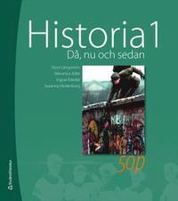 bokomslag Historia 1 : du, nu och sedan