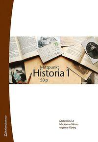 bokomslag Mittpunkt Historia 1 50 p Elevpaket (Bok + digital produkt)