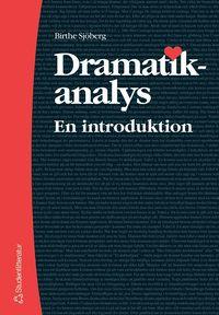 bokomslag Dramatikanalys : en introduktion