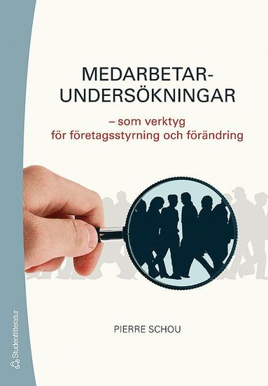 bokomslag Medarbetarundersökningar : som verktyg för företagsstyrning och förändring
