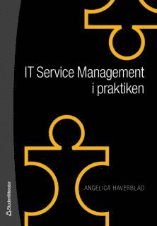 bokomslag IT Service Management i praktiken