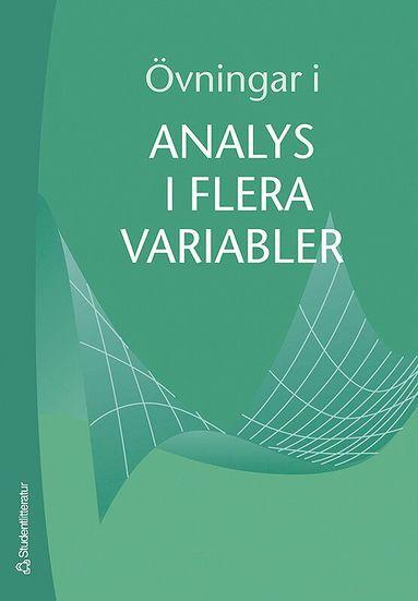 bokomslag Övningar i Analys i flera variabler