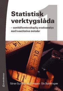 bokomslag Statistisk verktygslåda 1 : samhällsvetenskaplig orsaksanalys med kvantitativa metoder