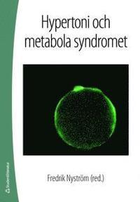 bokomslag Hypertoni och metabola syndromet