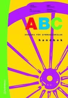 bokomslag ABC Handboken - Svenska för gymnasieskolan