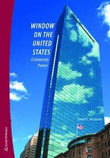 bokomslag Window on the United States : a university primer