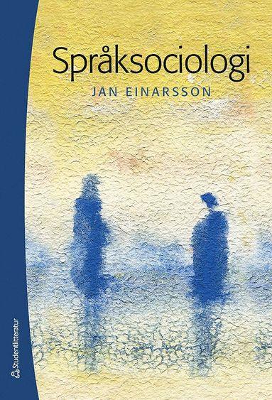 bokomslag Språksociologi