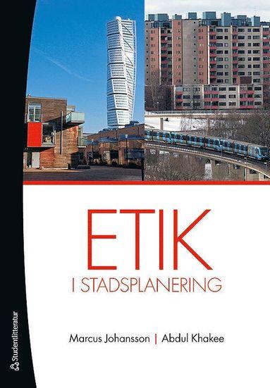 bokomslag Etik i stadsplanering