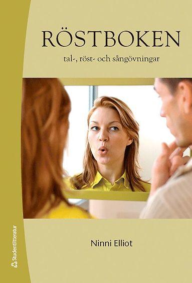 bokomslag Röstboken : tal-, röst och sångövningar