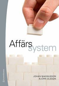 bokomslag Affärssystem