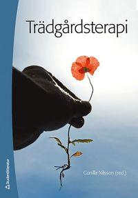 bokomslag Trädgårdsterapi